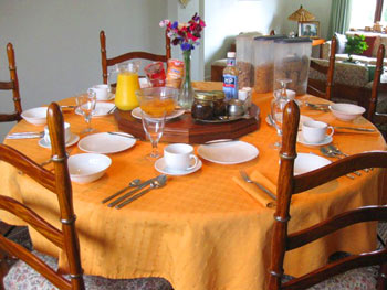 Bed and breakfast accommodation near Llandeilo and Llandovery